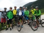 Mountainbike Urlaub - Südtirol - 2016